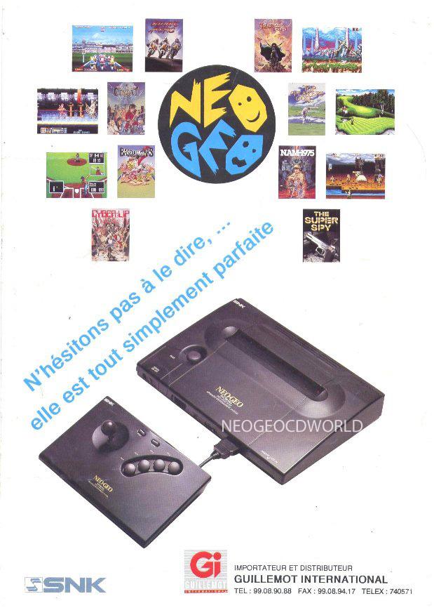 les dates de sortie de la console Neo Geo AES - Page 2 Flyer_guillemot_01_small